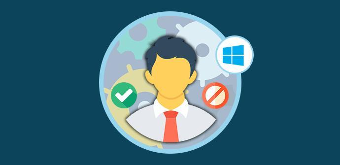 Windows administrador