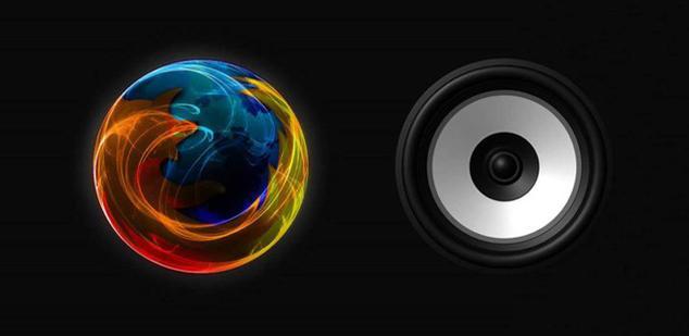 Audio Firefox