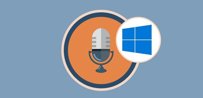 Voz Windows 10