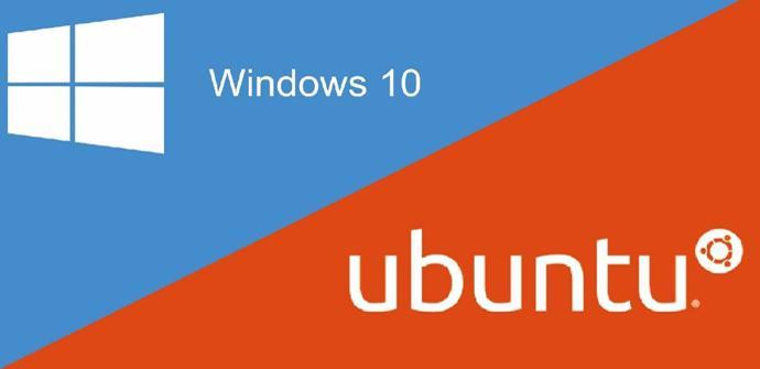 Ubuntu Windows 10