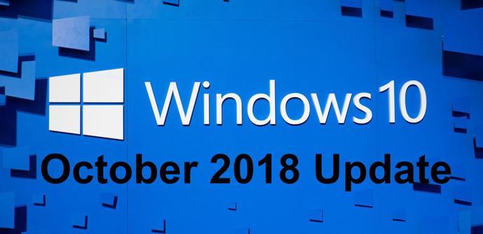 Windows 10 October