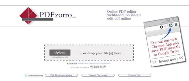 PDFzorro