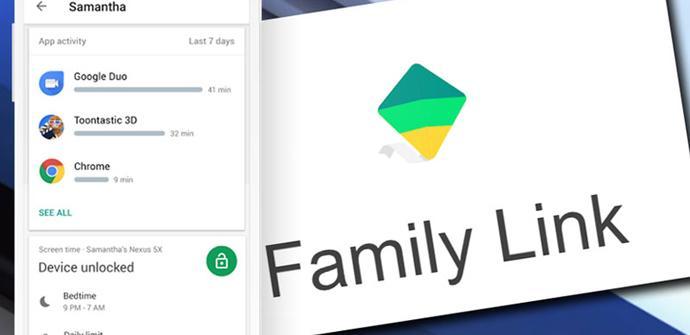Ver noticia 'Controla el uso que hacen los menores del móvil gracias a Google Family Link'