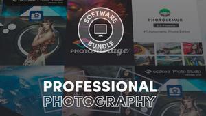 Consigue estas aplicaciones para fotografía profesional con el nuevo Humble Software Bundle