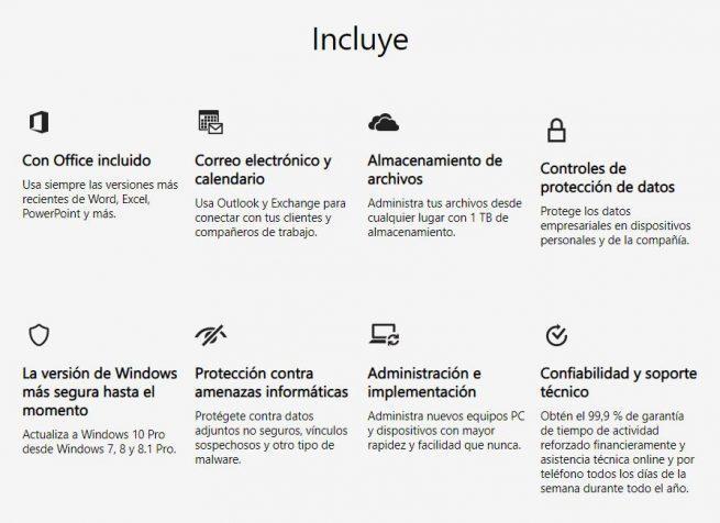 Microsoft 365 empresas