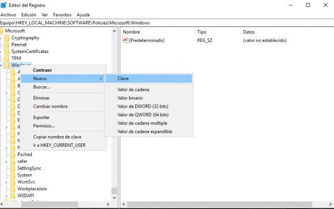 Controladores Windows 10