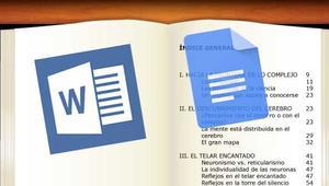 Cómo hacer un índice en Word y Google Docs