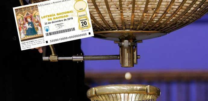 Ver noticia 'Cómo comprobar los números premiados de la Lotería de Navidad 2018: todo lo que debes saber'