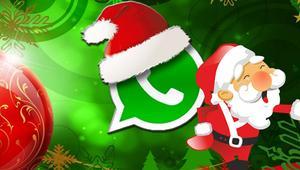 Cómo conseguir mensajes y stickers especiales para enviar esta Navidad