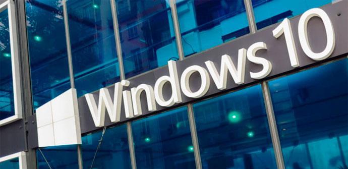 Edificio Windows 10