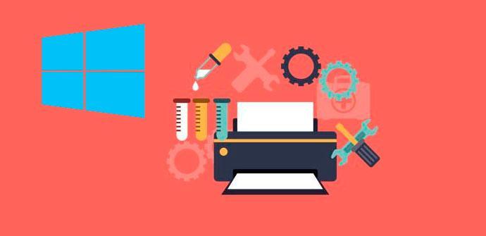 Impresoras Windows 10