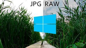 Cómo abrir imágenes y fotos en RAW desde Windows 10 de forma nativa