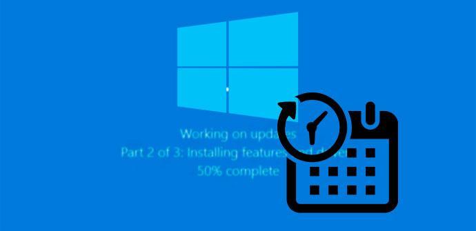 Programar Windows Update