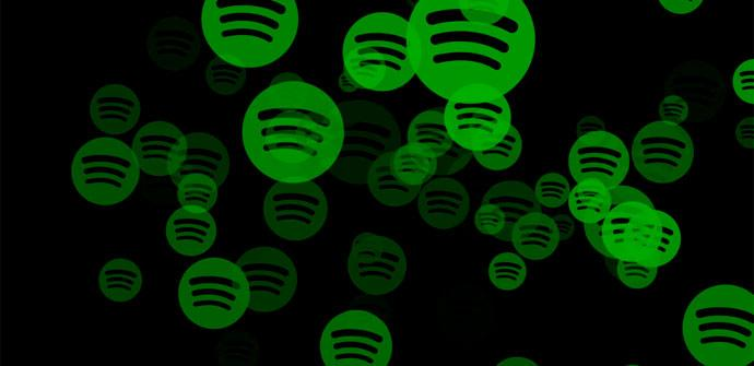 Spotify iconos