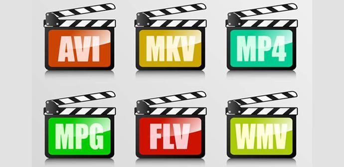 Convertir vídeos