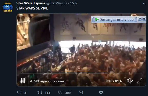 IDM - Descargar vídeo Twitter