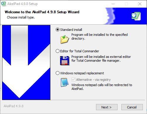 Instalar AkelPad