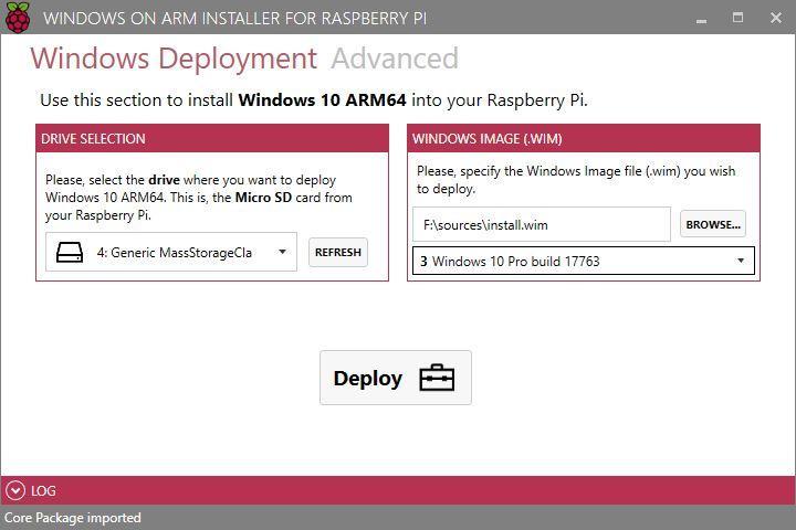 Instalar Windows 10 en Raspberry Pi 3 - 2