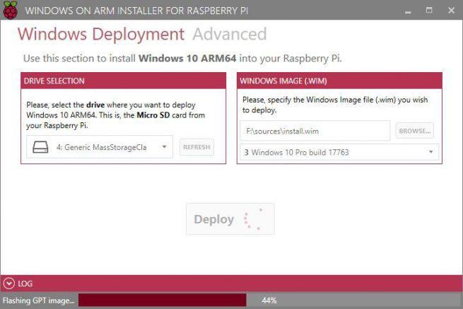 Instalar Windows 10 en Raspberry Pi 3 - 3