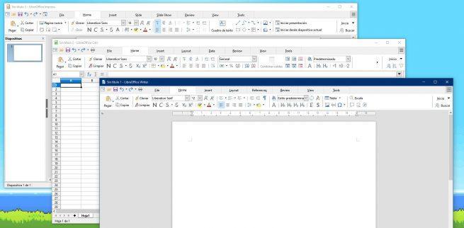 NotebookBar LibreOffice 6.2