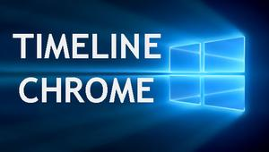 Cómo hacer que las páginas que visitemos desde Google Chrome queden reflejadas en el Timeline de Windows 10