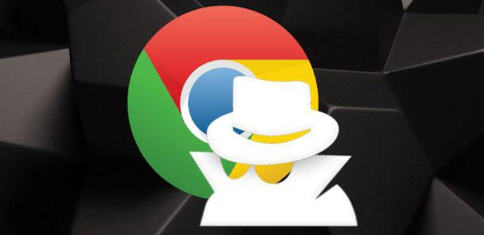 Chrome incógnito