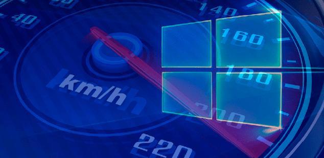 Rendimiento Windows 10