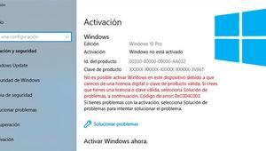 Cuánto tiempo podemos usar Windows 10 y Office sin activar y sin licencia; limitaciones de la versión de prueba de Windows