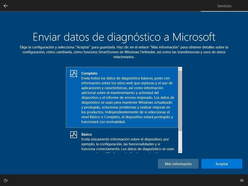 Actualizar de Windows 7 a Windows 10 - Manual 16