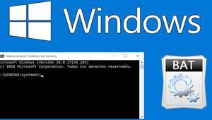 Convierte tus scripts BAT a un EXE para ejecutarlos fácilmente en Windows 10