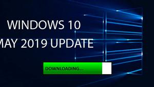 Cómo descargar la actualización Windows 10 May 2019 Update