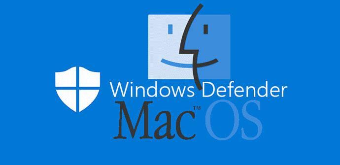 Windows Defender macOS