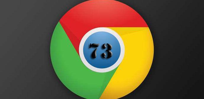 Chrome 73