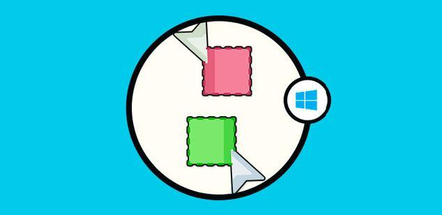 Cuadro selección Windows 10
