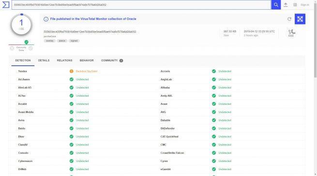 Análisis de proceso en busca de malware con Process Explorer - 3