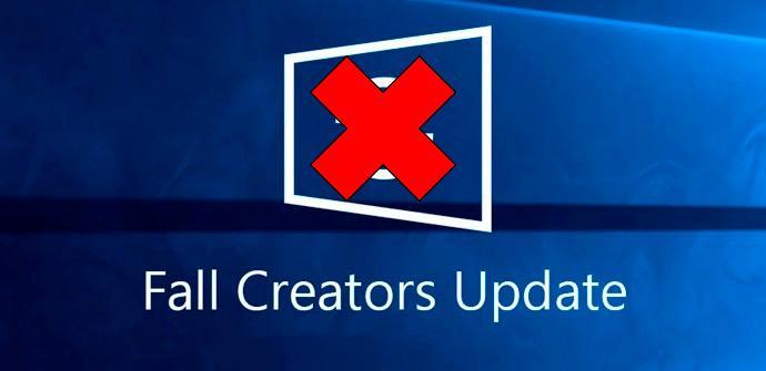 Ver noticia 'Si aún utilizas Windows 10 Fall Creators Update, versión 1709, la semana que viene puedes tener problemas'