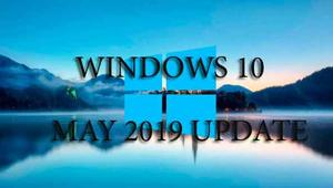 Cómo bloquear la actualización May 2019 Update de Windows 10 Home y Pro