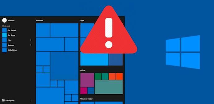 Problemas Windows 10
