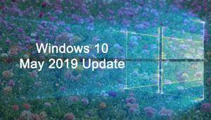Todas las novedades que llegarán a Windows 10 May 2019 Update