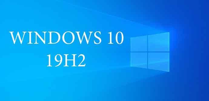 19h2 Windows 10