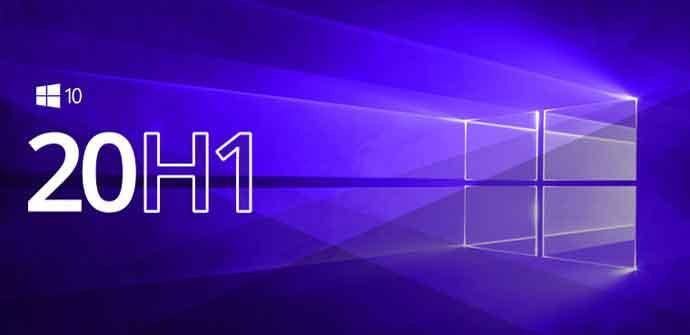 Windows 20h1
