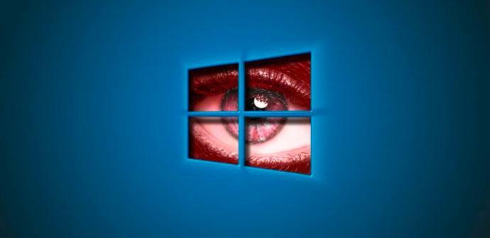 Espionaje Windows