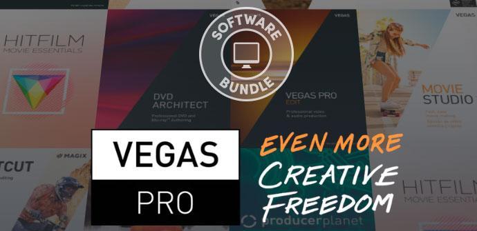 Ver noticia 'Consigue Vegas Pro y más aplicaciones de edición por 22 euros con el nuevo Humble Software Bundle'