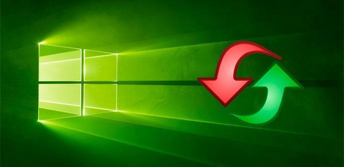 Restablecer fondo apariencia Windows 10