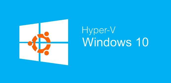 Ubuntu Windows 10 Hyper-V