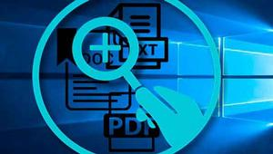 Así mejora Windows 10 May 2019 Update las búsquedas de archivos y programas