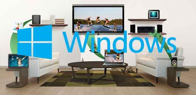 Smart TV Windows 10