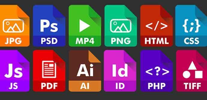 Formatos de fichero