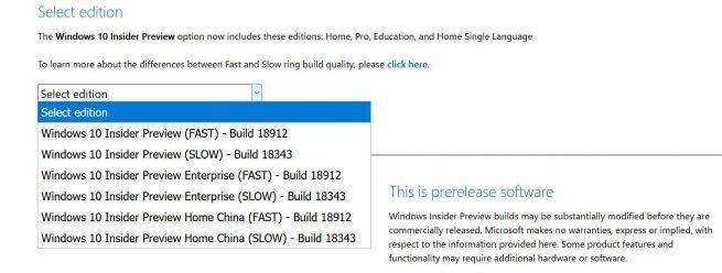 Windows 10 20H1 ISO
