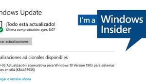 Windows 10 20H1 permitirá limitar mucho mejor la velocidad de las actualizaciones de Windows Update